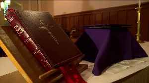 Vandals Cause Thousands of Dollars Worth of Damage to Church [Video]