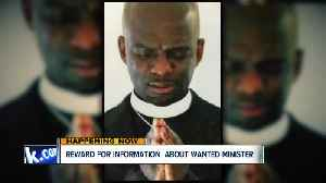 Cleveland minister 'Taj Mahal Frazer' wanted for making false statements, sexual conduct with minor [Video]
