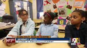 Winton Hills students win national book-writing contest [Video]