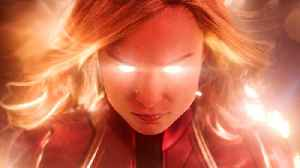 'Captain Marvel' Not Too Powerful For The MCU? [Video]