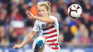 U.S. Women's Soccer Sues The U.S. Soccer Federation Over Pay Inequality [Video]