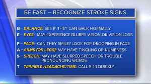 Actor Luke Perry's death inspires health officials to spread word about stroke signs [Video]