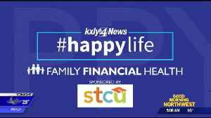 #happylife: What financial experts say you should do with your tax return [Video]
