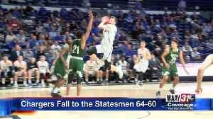 UAH falls to Delta State in GSC Championship [Video]