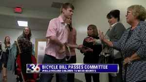 Activists hope bike safety bill will pass [Video]