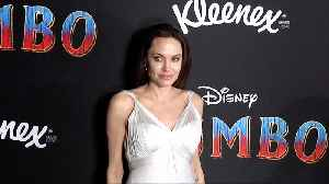 Angelina Jolie 'Dumbo' World Premiere Red Carpet [Video]