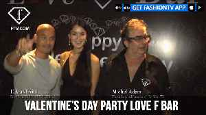 Valentine's Day Party at Love F Bar in Bangkok | FashionTV | FTV [Video]