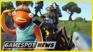 Fortnite Dance Lawsuits Dropped Temporarily [Video]