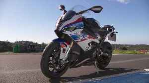 The new BMW S 1000 RR Design [Video]