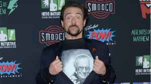 Kevin Smith Discusses Stan Lee's Cameo in 'Captain Marvel' [Video]