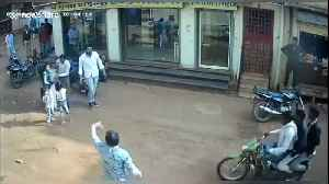 Two-year-old miraculously survives fall from third-storey floor in India [Video]