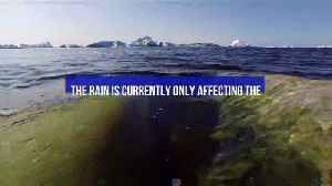 Frequent Rain Is Causing Greenland Ice to Melt During the Winter [Video]