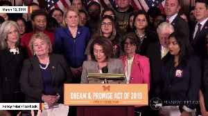 Democrats Introduce 'Dream And Promise Act' To Protect Dreamers, Other Immigrants [Video]