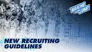New recruiting rules for NCAA basketball [Video]