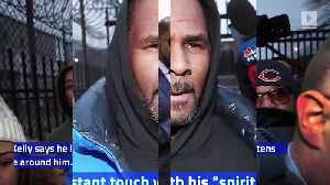 R. Kelly Says His 'Spirit' Told Him to Talk to Gayle King [Video]