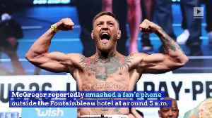 Conor McGregor Arrested on Felony Robbery Charges [Video]