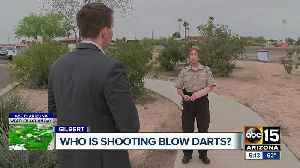 How park rangers are trying to track down whoever is shooting darts at wildlife in Gilbert [Video]