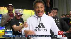 Foothill boys basketball celebrating state championship in house [Video]