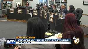 Sweetwater Union High School District to approves recovery plan to balance budget [Video]