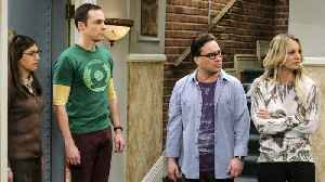 'Big Bang Theory' Star Johnny Galecki Reacts To Finale Date [Video]