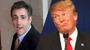 Michael Cohen Sues Donald Trump Org, Wants Millions in Legal Fees for Mueller Investigation [Video]