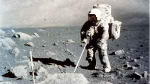 NASA To Continue Work Of Apollo Missions By Studying Untouched Moon Samples [Video]
