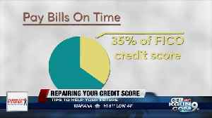 Consumer Reports: Repairing bad credit [Video]