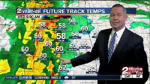 Tuesday midday forecast [Video]