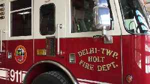 A Day in the Life of a Firefighter at the Delhi Township Police Department [Video]