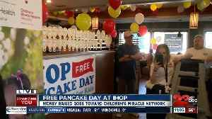 14th Annual IHOP Free Pancake Day [Video]