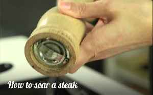 How to: sear a steak [Video]