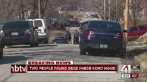 2 found dead near 35th and Norton in KCMO, police say [Video]