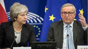 News video: EU's Juncker Agrees On Last Chance Brexit Package Update With UK