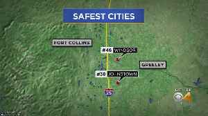 Some Colorado Cities Make The List Of Safest In U.S. [Video]