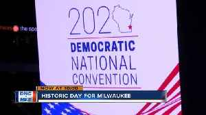 Milwaukee will host 2020 Democratic National Convention [Video]
