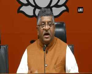 How long will our soldiers be made centrepoint of politics by Opposition asks RS Prasad [Video]