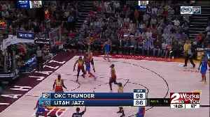 OKC Thunder defeats Utah to complete season-series sweep of Jazz [Video]
