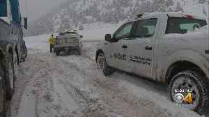 Avalanche Experts Working Tirelessly Day In & Day Out [Video]