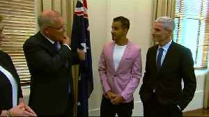Hakeem Al-Araibi granted Australian citizenship after time in Thai prison [Video]