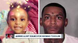 AMBER Alert issued for missing toddler [Video]