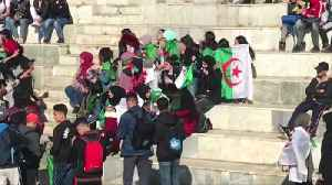 Protesters demand quick political change in Algeria [Video]