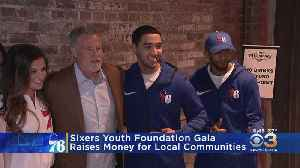 Sixers Youth Foundation Gala Raises Money For Local Communities [Video]