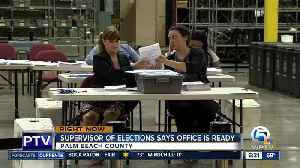 Voters head to to polls across Palm Beach County to decide mayoral races [Video]