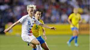 US Soccer Stars Sue For Equal Pay [Video]