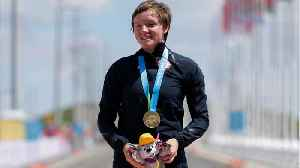 American Olympic Medalist Kelly Catlin Deat At 23 [Video]