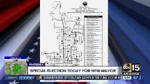 Special election Tuesday for Phoenix mayor [Video]