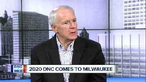 Milwaukee Mayor Tom Barrett talks 2020 DNC's impact on residents [Video]