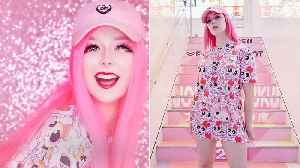 The Kawaii Girl Who Only Wears Pink | HOOKED ON THE LOOK [Video]