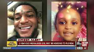 Amber Alert: Missing Wisconsin toddler could be headed to Florida [Video]