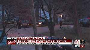 1 in critical condition after shooting on McGee in KCMO [Video]